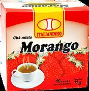 Chá Morango Italianinho
