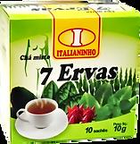 Chá Sete Ervas Italianinho