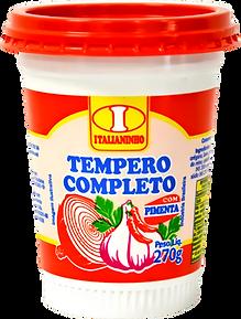 Tempero Completo com Pimenta Italianinho