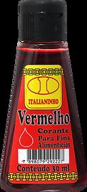 Corante Vermelho Italianinho