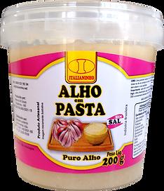 Alho em Pasta Italianinho
