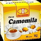 Chá Camomila Italianinho