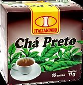 Chá Preto Italianinho