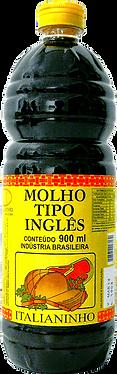 Molho Inglês 900ml Italianinho