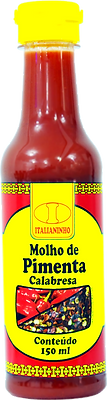 Molho de Pimenta Calabresa Italianinho
