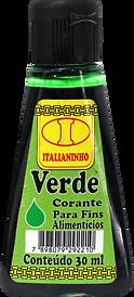 Corante Verde Italianinho