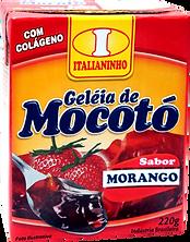 Geléia de Mocotó sabor Morango Italianinho