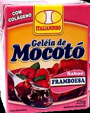 Geléia de Mocotó sabor Framboesa Italianinho