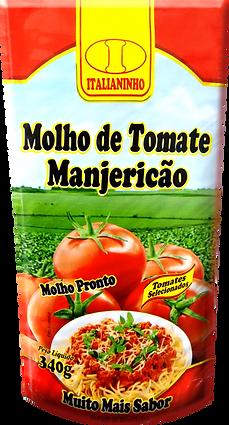 Molho de Tomate com Mangericão Italianinho