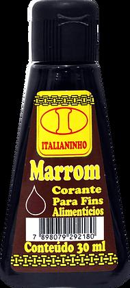 Corante Marrom