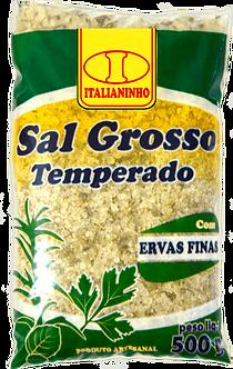 Sal Grosso com Ervas Finas Italianinho