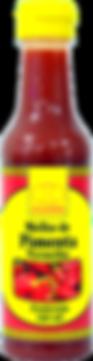Molho de Pimenta Vermelha Italianinho