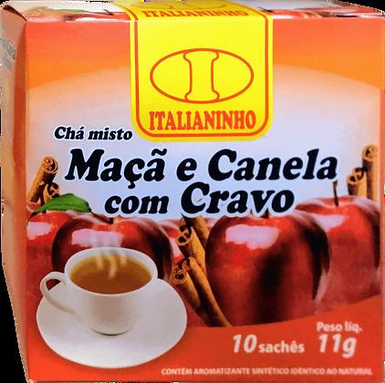 Chá Misto Maca, Canela e Cravo