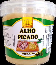 Alho Picado Italianinho