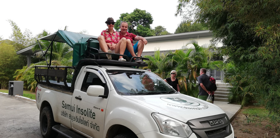 Safari Tour with Samui Insolite