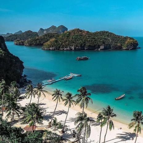 Anthong National Marine Park Thailand