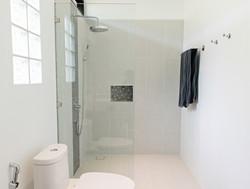 Large bathrooms