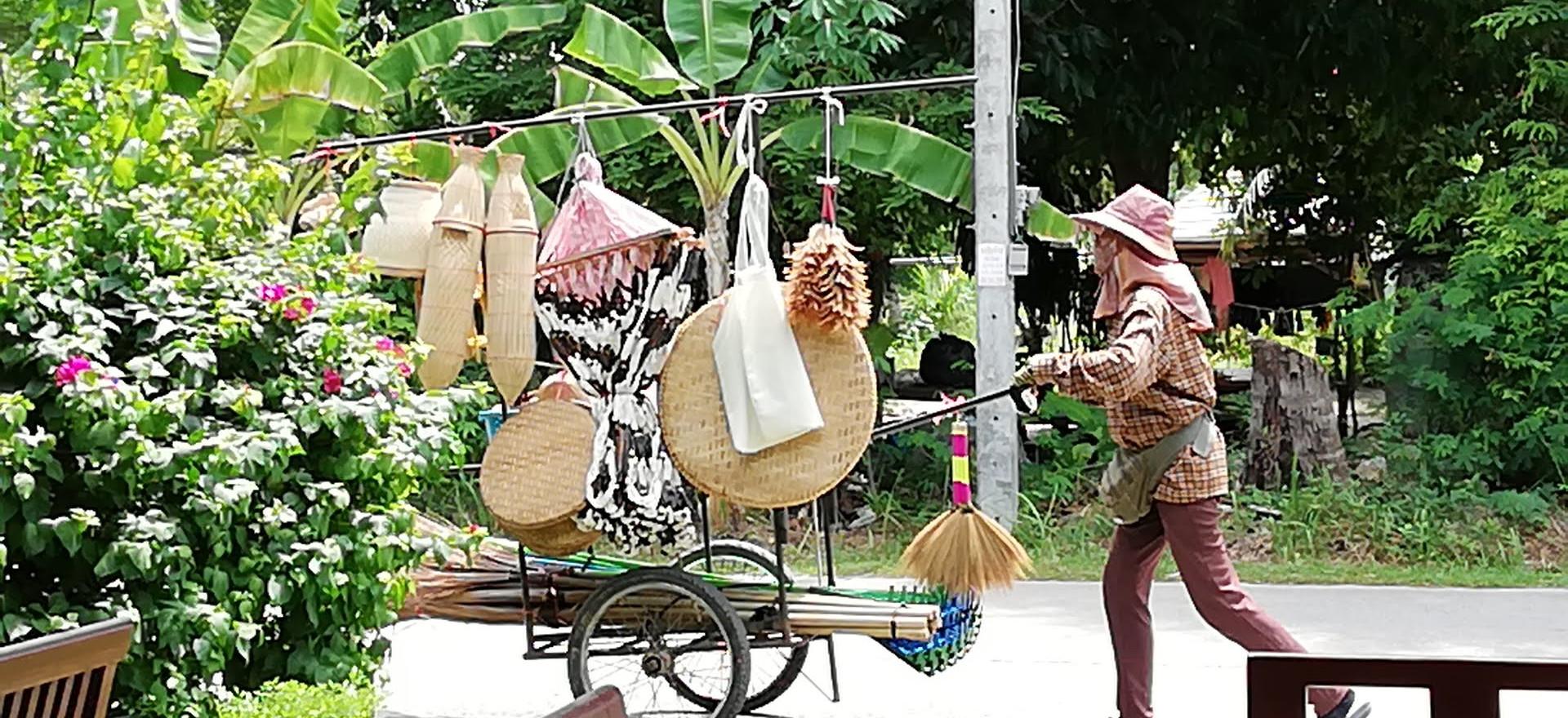 Local handmade baskets