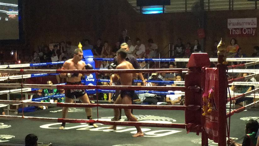 Muay Thai Boxe Thailand