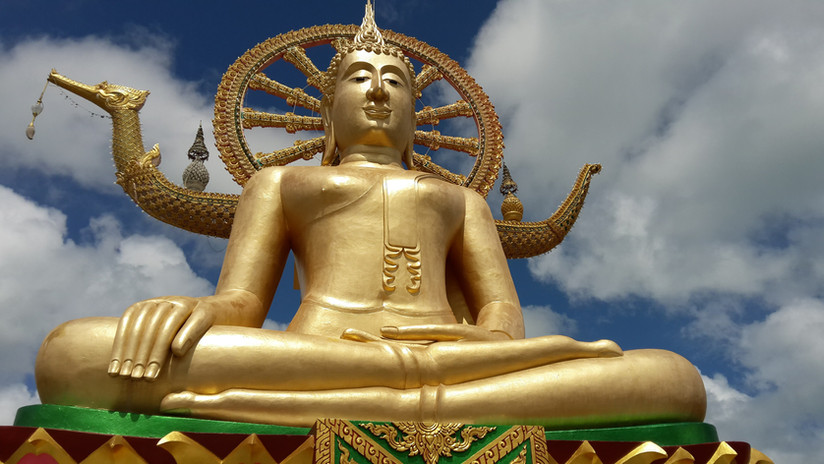 Big Bouddha Temple - Wat Phra Yai