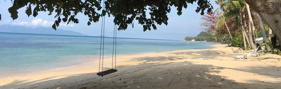 Bangpor Beach 7 minutes' walk