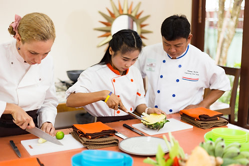 5. AUTHENTIC THAI HOME COOKING WORKSHOP