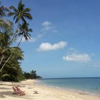 Bangpor beach
