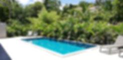 Baan Sawadee villa private terrace an po
