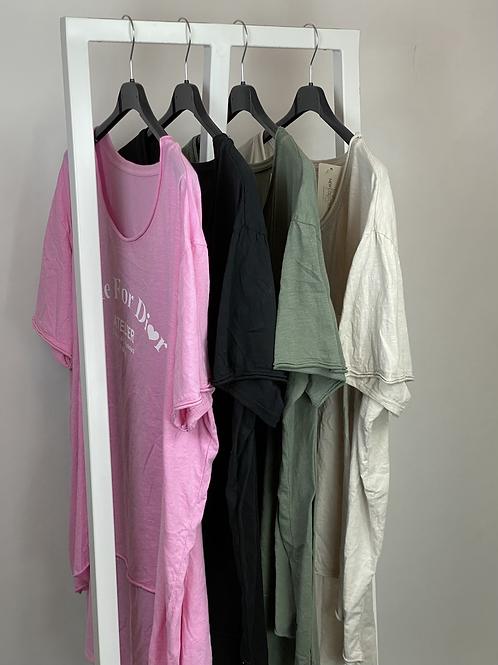 Oversized T-Shirt Atelier