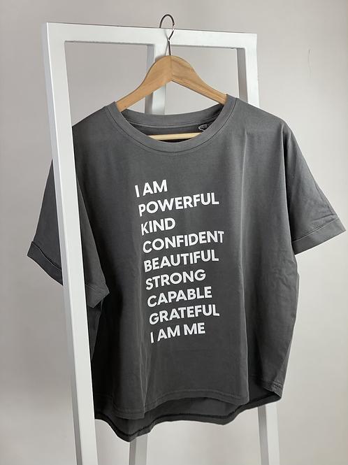 T-Shirt I am Powerful