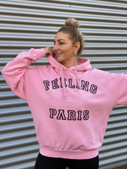 Hoodie Feeling Paris