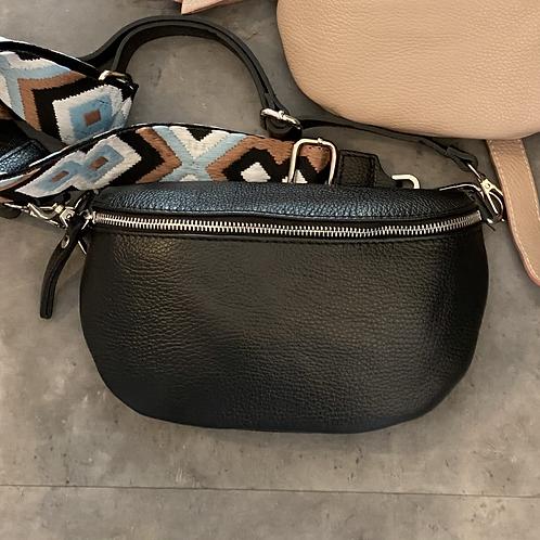Crossbody/Belt Bag Leather Medium