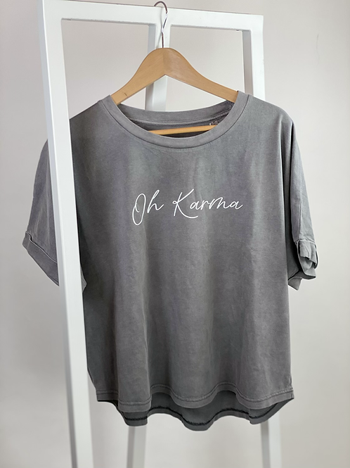 T-Shirt oh Karma