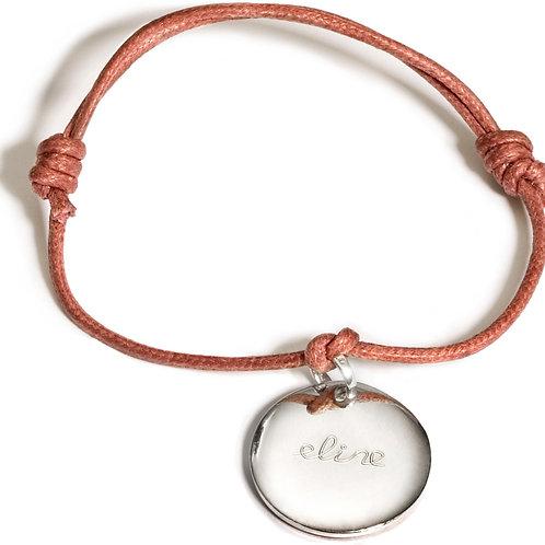 Pelinabijoux Paris One Charm Bracelet Silver