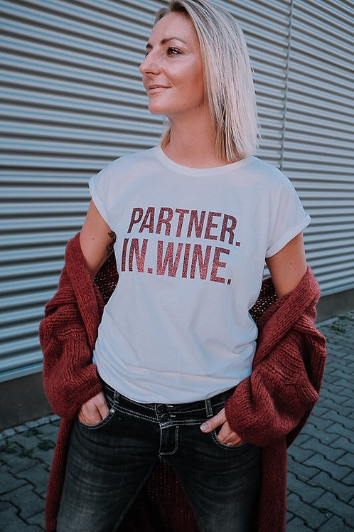 T-Shirt  Partner In Wine