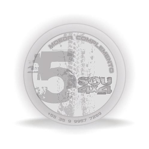 Complemento R$5,00 (moeda)