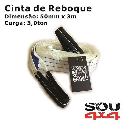 Cinta de Reboque - 3,0ton - 3m