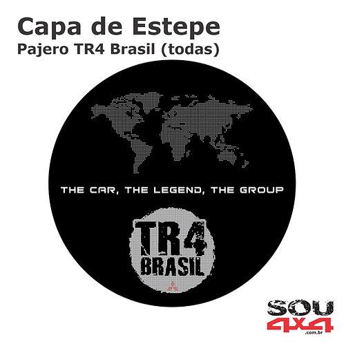 Capa Estepe - TR4 BRASIL