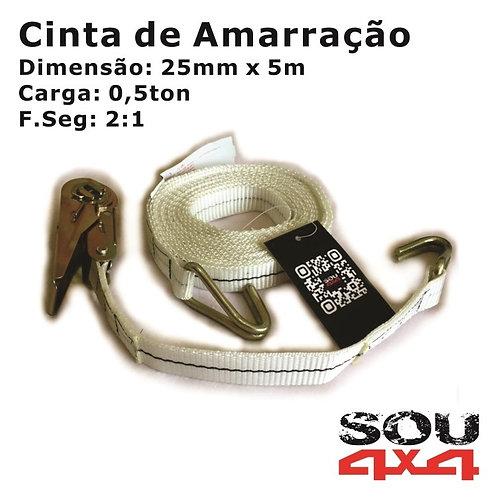 Cinta de Amarração - 0,5ton - 5m