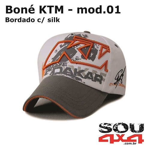 Boné KTM - mod.: 01