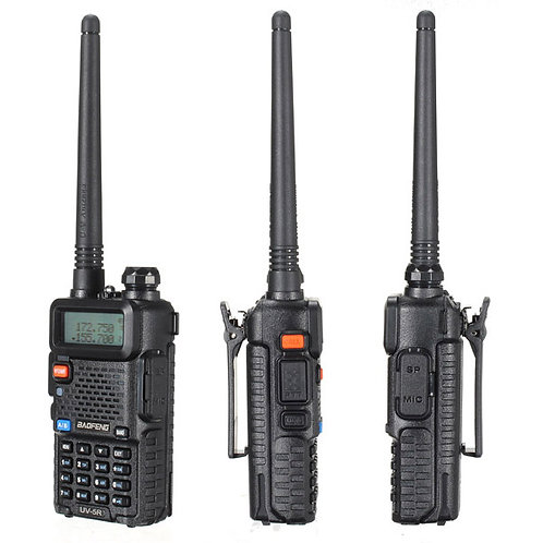Rádio HT Dual Band - BAOFENG UV-5R