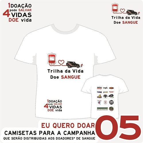 Doação TRILHA DA VIDA - COTA 05