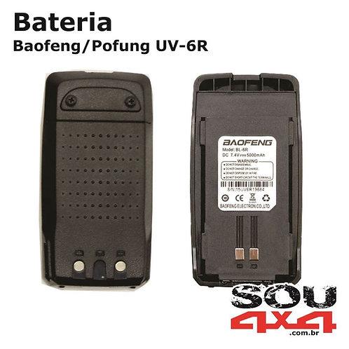 Bateria p/Baofeng UV-6R