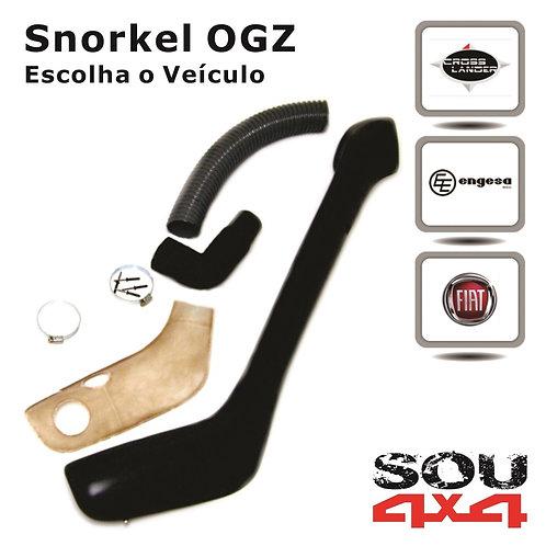 Snorkel - Cross Lander | Engesa | Fiat
