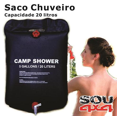Saco Chuveiro - 20 litros