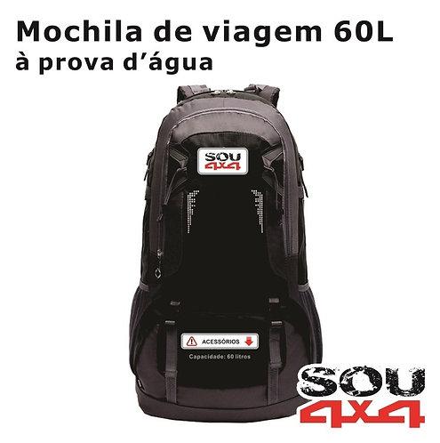Mochila - SOU 4X4 - 60 litros