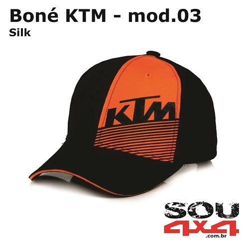 Boné KTM - mod.: 03
