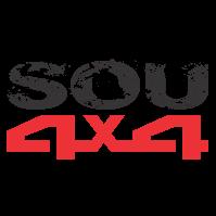 Adesivo - SOU 4X4 - 20x10cm