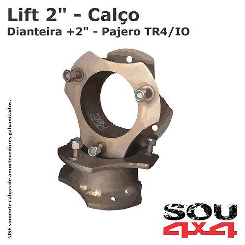 """Lift 2"""" - Calço especial +2"""" - Pajero TR4/IO"""