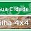 Thumbnail: Adesivo Kit Sinalização - SOU 4X4 - 15x7cm